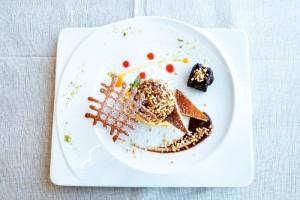 Sfera-di-gianduia-ristorante-di-pesce-senigallia-Raggiazzurro
