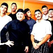 brigata-di-cucina-Raggiazzurro-ristorante-di-pesce-senigallia