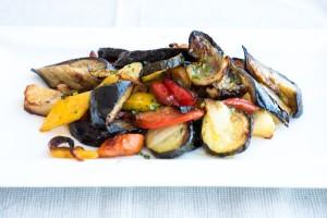 contorno caponata verdure raggiazzurro ristorante senigallia