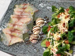 crudi di pesce ristorante raggiazzurro senigallia