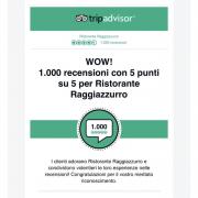 Tripadvisor Raggiazzurro