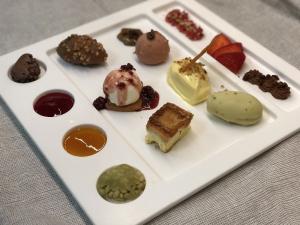 Degustazioni di dolci Raggiazzurro Senigallia